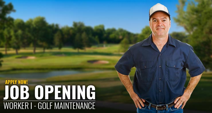 worker i golf course maintenance job opening more information golf assistant jobs golf assistant jobs - Golf Assistant Jobs