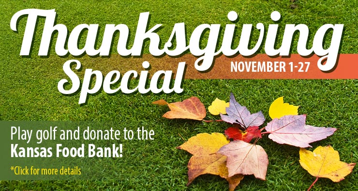 Thanksgiving Special - more information